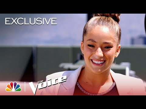 "The Voice 2018 - Brynn Cartelli: ""Walk My Way"" (Presented by Toyota Music)"