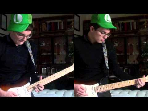 Gold On The Ceiling - The Black Keys (Guitar Cover).