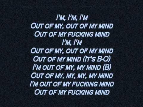 BoB  Out of My Mind ft Nicki Minaj  Instrumental karaoke