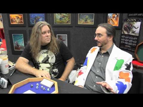 The Spiel at GenCon 2012 -