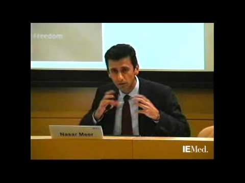 """#AulaMed Conference: """"Liberal citizenship and multiculturalism"""" - Nasar Meer"""