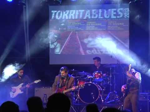 Sean Carney Band with Dany Franchi Torrita Blues Festival