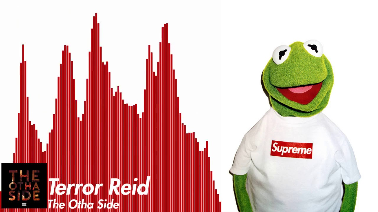 Supreme Kermit Rainmeter Wallpaper Preview