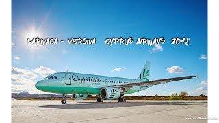 Tripreport | Larnaca (Cyprus) - Verona (Italy) | Cyprus Airways (A319) 2018 - LifeOfAris