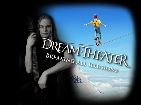 dream theater breaking all illusions cover youtube. Black Bedroom Furniture Sets. Home Design Ideas