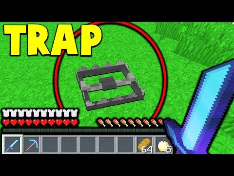 DEADLY TRAP DON'T ENTER! | Minecraft FACTIONS #813