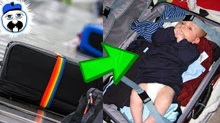 10 Most Bizarre Things Caught By Airport Security