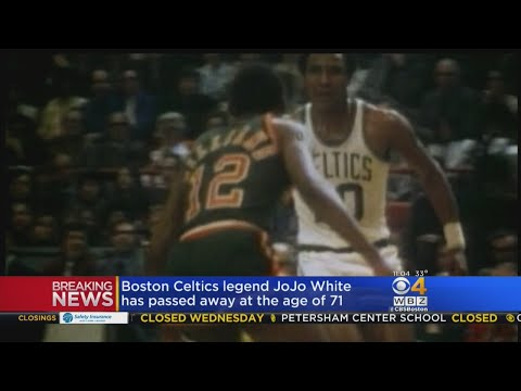 Boston Celtics Great Jo Jo White Dies At 71