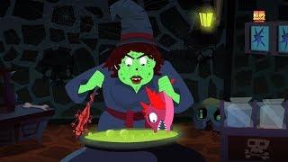 Halloween Bài Hát | Phù Thủy Canh | Trẻ Em Bài Hát | Witches Soup For Kids | Kids Channel Vietnam