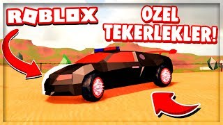 💥 JAILEBREAK SPECIAL WHEELS ADDED TO THE GAME !! (HOW TO BUY?) ⭐️ / Roblox Jailbreak / Roblox English