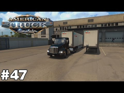 Household Appliances - Phoenix to Page [448mi]  - American Truck Simulator [ep47]