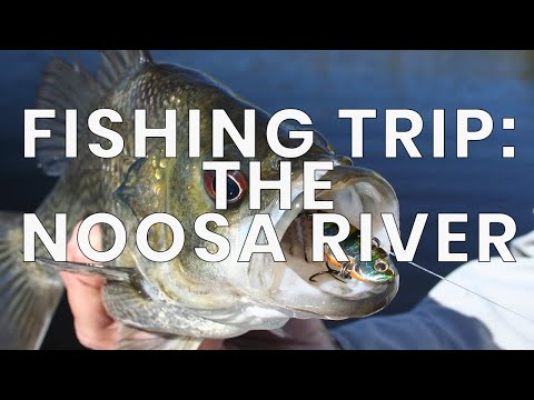 FISHING THE NOOSA RIVER- HOOKED UP TV -WINTER SERIES