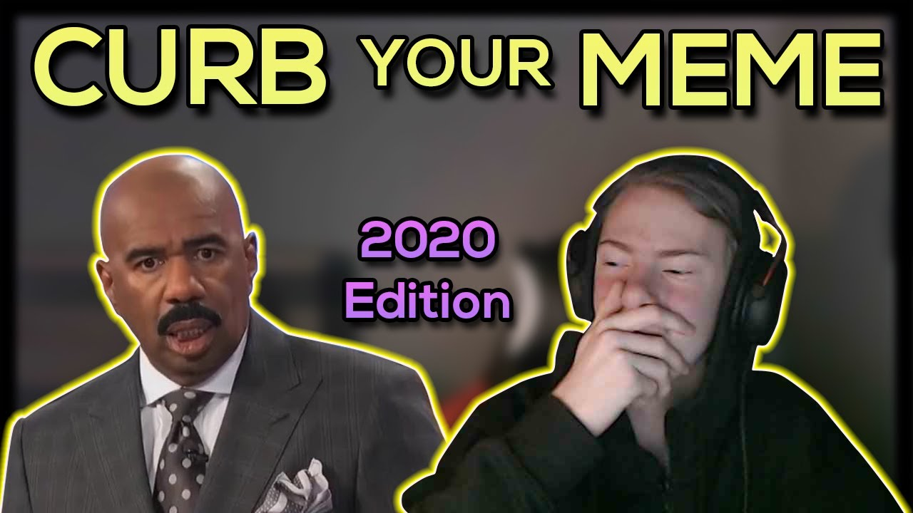 Try Not To Laugh! - Curb Your MEME **2020 Edition** #006 ...