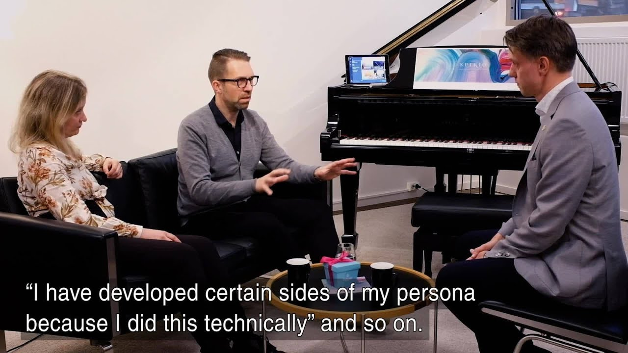 Leif Ove Andsnes in interview about musicians´ health and finding the right method.