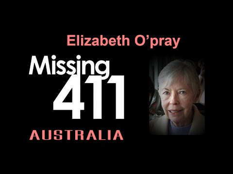 Australia Part 3: Elizabeth O\'pray