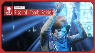 Vídeo Rise of the Tomb Raider