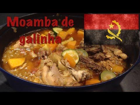How to cook Moamba de galinha (The Angolan dish)