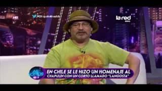 Conoce el cortometraje en homenaje al Chapulín Colorado que fue hecho en Chile
