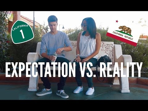 Los Angeles Expectations Vs. Reality