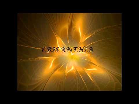CRISANTHIA - Lagrimas de dolor - cover de Saratoga