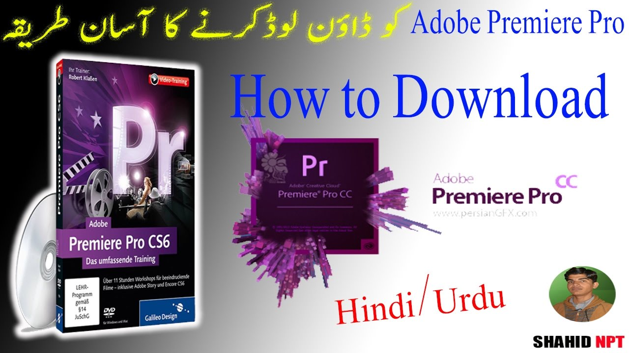 adobe premiere pro cs6 32 bit torrent