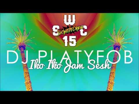 J WELLINGTON feat Small Jam - IKO IKO JAM SESH (DJ PLATYFOB)