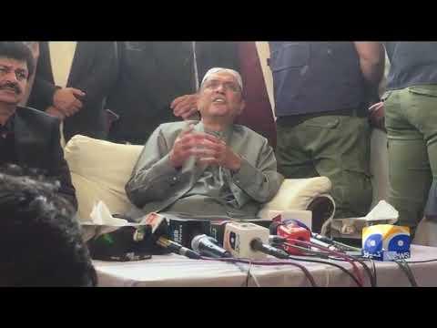 Breaking News - Jail Is My Second Home, Says Asif Ali Zardari