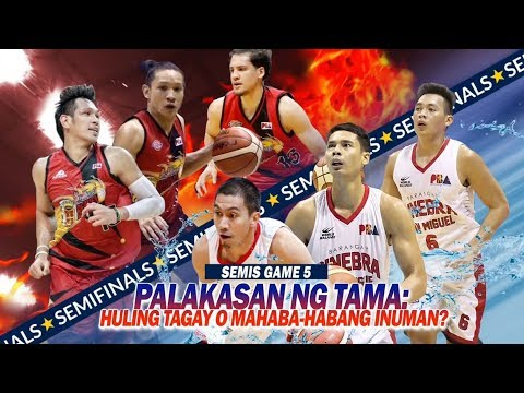 HIGHLIGHTS: San Miguel vs. Ginebra (VIDEO) March 17