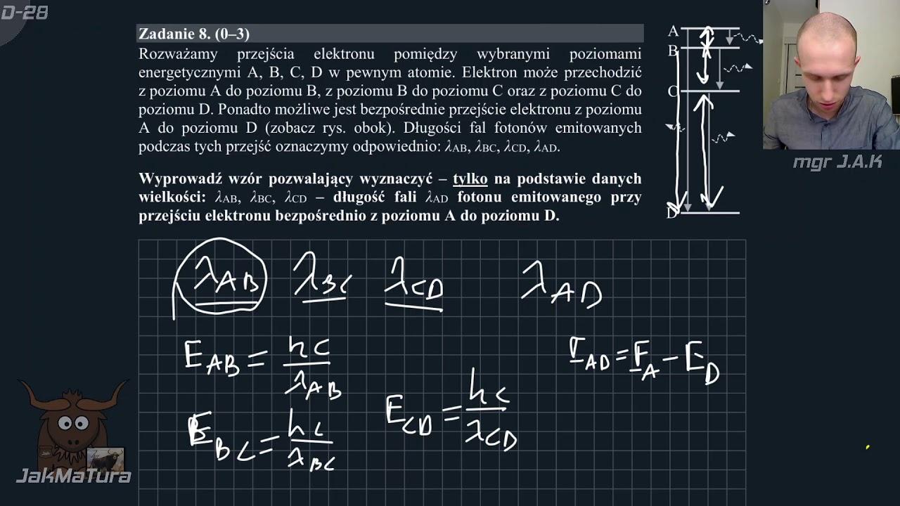 matura fizyka 2021 rozszerzona