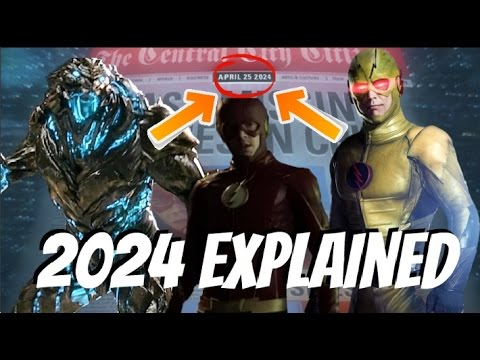 The Flash Season 3 - What ACTUALLY Happens in 2024?!