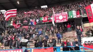 "Piacenza-Cremonese 3-0: ""Tal dig in piasintein"""