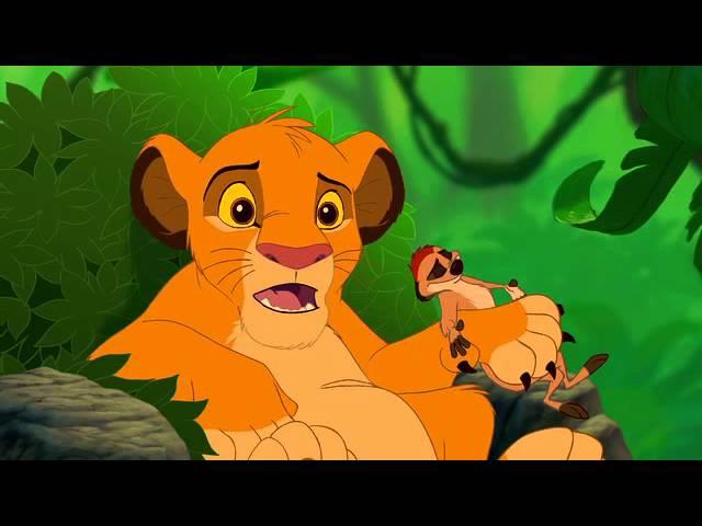 El Rey León: Hakuna Matata