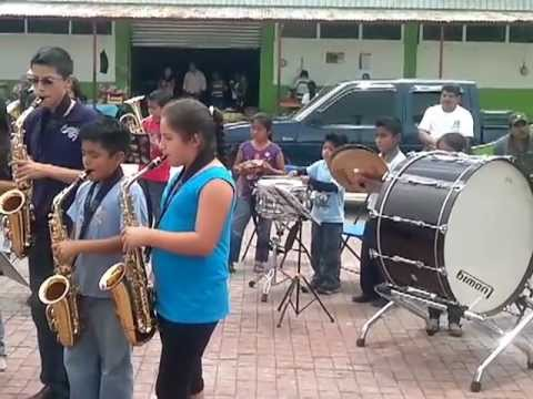 Banda de Música de Pluma Hidalgo