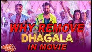 Why Remove Dhagala Lagli Kala In Movie :Dream Girl | Ritesh Deshmukh,Ayushman Khurana |