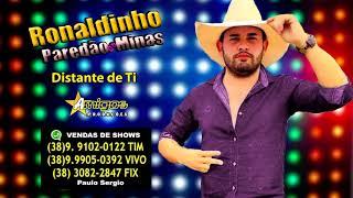 RONALDINHO O PAREDÃO DE MINAS CD VOL: 4 2019 06/16