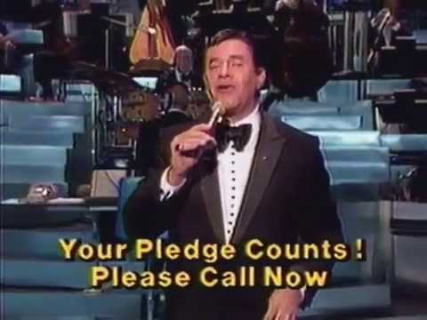 Jerry Lewis Telethon - 1980s Tribute - Johnny Carson, George Burns, Mel Torme, Johnny Cash and more