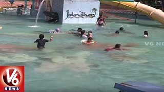 Telangana Tourism Special Packages For Tourists : Summer Vacation || V6 News