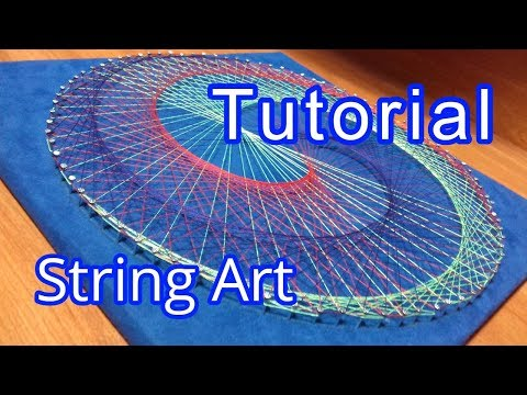 String Art Tutorial Circle | G-Art thumbnail