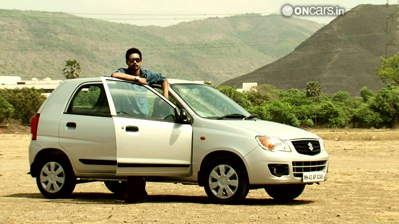 Maruti Suzuki Alto K10 Video Review Maruti Suzuki Alto K10 Design