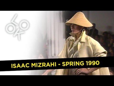 Isaac Mizrahi Spring 1990: Fashion Flashback
