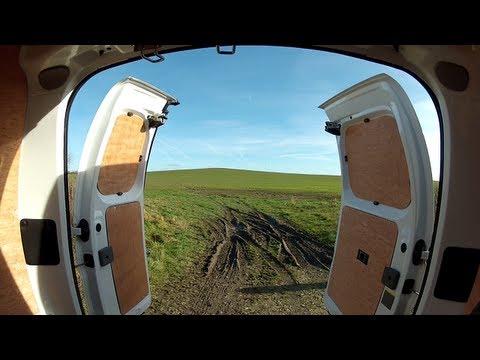 Van Vlog - Bulkhead & Planning Ahead