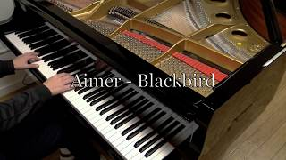 Gambar cover Aimer - Blackbird [Piano]