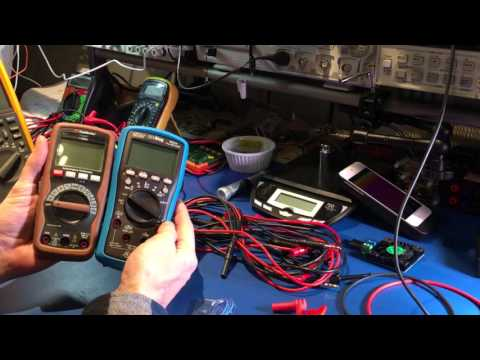 EEVBlog Brymen BM235 Multimeter Review