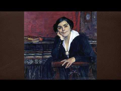 Нестеров Михаил Васильевич (1862-1942) Женский образ