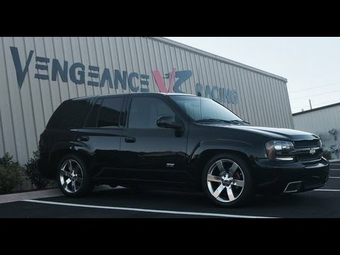 Trailblazer Ss Tuning At Vengeance Racing For Sold