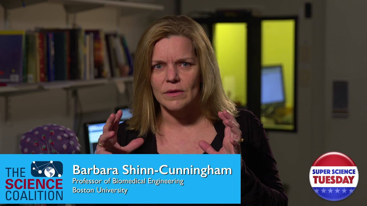 Barbara Shinn-Cunningham Barbara ShinnCunningham Boston University YouTube