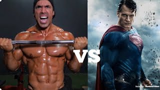 LONY PIZARRO: SUPERMAN WORKOUT!!!