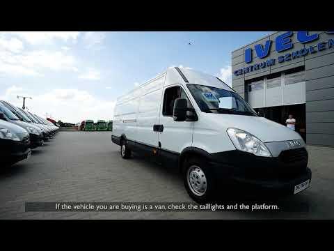 OKTRUCKS - Iveco Daily Inspection - International