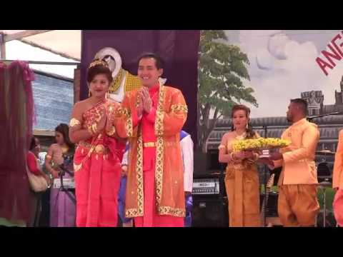 Wat Khmer Modesto _ Khmer Wedding Dress 04/2016