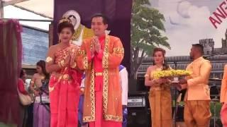Wat Khmer Modesto _ Khmer Wedding Dress 04/2016
